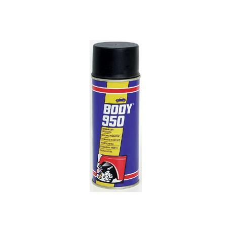 """BODY Мастика-антигравий """"Body"""" 950 черный (0,4кг)"""