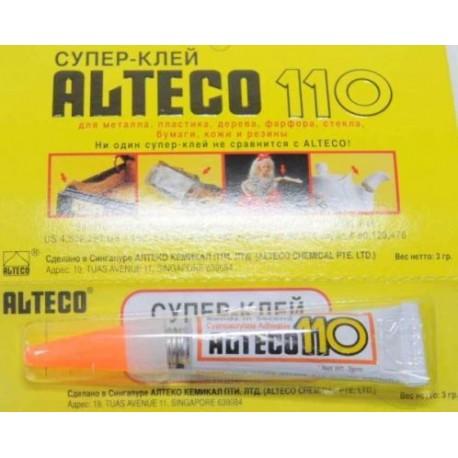 """Клей """"ALTECO 110"""" 3 г"""