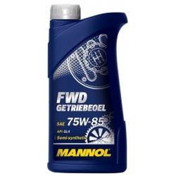 Масло Mannol трансм 75W85 FWD Getriebeoel (1л) GL-4 п/синт