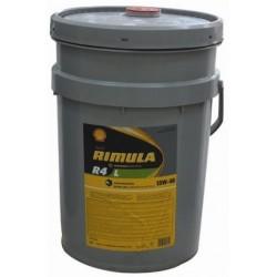 Масло SHELL 15W40 RIMULA R4 L (20л) мин