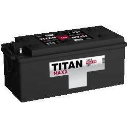 АКБ Титан 140 MAX залитый