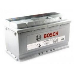 АКБ BOSCH S5 100-R (обратный) (600 402 083) залитый (S5 013)