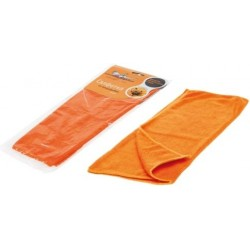 "Салфетки ""AIRLINE"" (35*40) оранжевая микрофибра (АВ-А-02)"