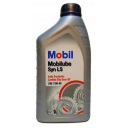 Масло Mobilube 75W90 Syn LS (1л) синт