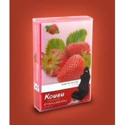 "Дезодорант ""KOUOU"" гелевый ""Strawberry"" KZ1161 (под сиденье)"