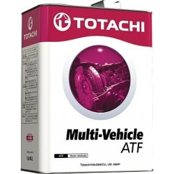Жидкость TOTACHI для АКПП ATF Multi-Vehicle (4л)
