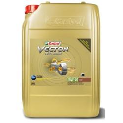 Масло Castrol 10W40 VECTON Long Drain (20л) синт (аналог XHP)