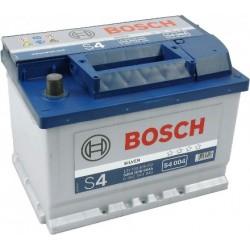 АКБ BOSCH S4 60-R (обратный) (560 409 054) залитый (S4 004)