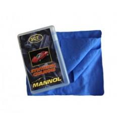 MANNOL 9811 Замша для мойки и полировки SYNTHETIC CHAMOIS