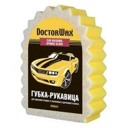 """DW8639 Губка """"Мечта лентяя"""" с сеткой для мойки а/м и удаления насекомых"""