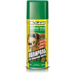 HG5618 Очиститель и защита пластика, винила, кожи (280г) хвоя