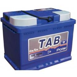 АКБ TAB Polar 60 R (обратный) залитый