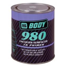 """BODY Грунт """"Body-980"""" серый (1кг)"""