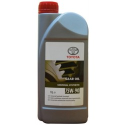 Toyota трансм SAE 75W90 Synthetic Gear Oil (1л) 08885-80606