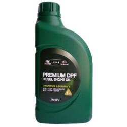 Hyundai/KIA масло 5W30 Premium DPF Diesel (1л) 05200-00120 синт