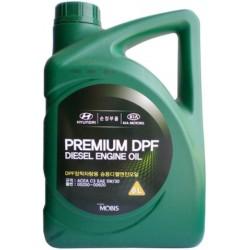 Hyundai/KIA масло 5W30 Premium DPF Diesel (6л) 05200-00620 синт