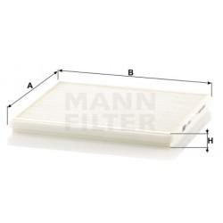 Фильтр салона MANN СU 1828
