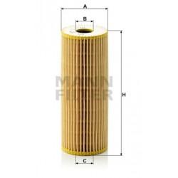 Фильтр масл MANN HU 727/1 x (VAG/ MB)