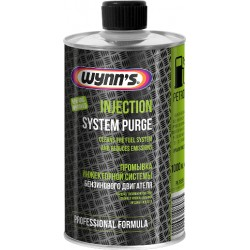 Wynn`s 76695 Жидкость для установки FuelServe для очистки инжекторов Injection System Purge (1л)