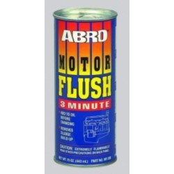 ABRO Промывка двигателя (443мл) MF-390