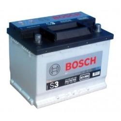 АКБ BOSCH S3 56-R (обратный) (556 400 048) залитый (S3 005)