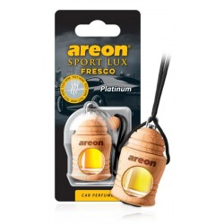 "Дезодорант ""AREON"" FRESCO Sport LUX Платина  (бутылочка на шнурке)  FSL03"