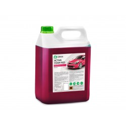 Автошампунь 800002 д/б мойки GRASS Active Foam Red (5,8л) конц