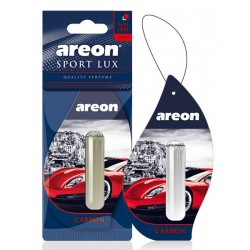 "Дезодорант ""AREON"" Liquid LUX Карбон (гелевый 5мл)  LX04"