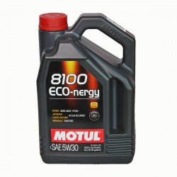 Масло MOTUL 8100 Eco-nergy 5W30 (4л)