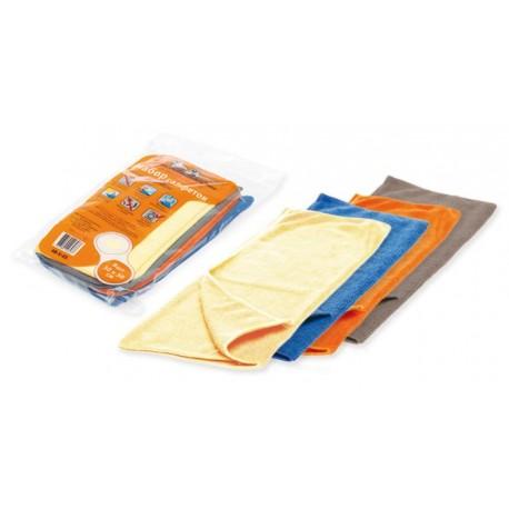 Набор салфеток из микрофибры, 8 шт. AIRLINE (30*30 см)
