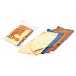 Набор салфеток из микрофибры, 8 шт. AIRLINE (20*20 см)
