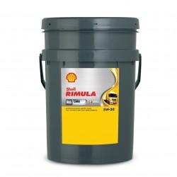 Масло SHELL 5W30 RIMULA R6 LME (20л) синт