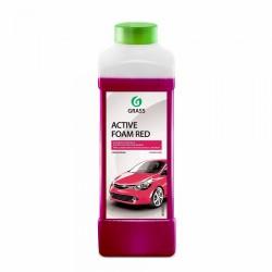 """Автошампунь для бесконтактной мойки GRASS """"Active Foam RED"""" (1л)"""