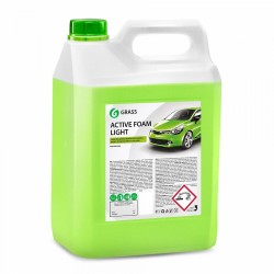 """Автошампунь для бесконтактной мойки GRASS """"Active Foam Light"""" (5л)"""