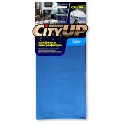 Салфетка из микрофибры CityUP Shine (35*40см)