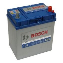 АКБ BOSCH S4 40-R (обратный) ASIA тонк кл (540 126 033) залитый (S4 018)