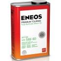 Масло ENEOS 5W-40 Premium Touring  (4л)