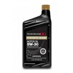 Honda масло 5W30 Synth Blend SN (0.9л) 08798-9034 п/синт