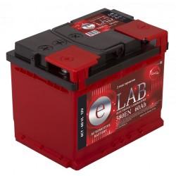 АКБ E-Lab 60