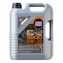 Масло LM 5W30 HC-синт Top Tec 4200 (5л) (арт. 7661/3707)