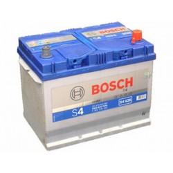 АКБ BOSCH S4 70-R (обратный) ASIA (570 412 063) залитый (S4 026)