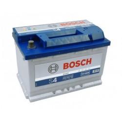 АКБ BOSCH S4 74-R (обратный) (574 012 068) залитый (S4 008)