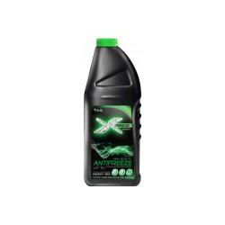 Антифриз X-FREEZE Green 11 (1кг) зеленый