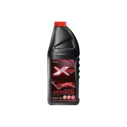 Антифриз X-FREEZE Red 12 (1кг) красный