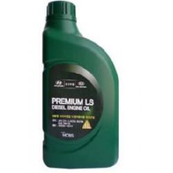 Hyundai/KIA масло 5W30 Premium LS Diesel (1л) 05200-00111 п/синт