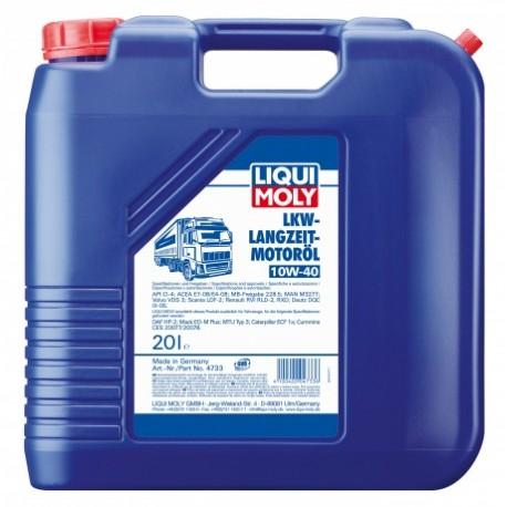 Масло LM 10W40 Diesel LKW-Langzeit-Basic (20л) синт (арт. 4733 )
