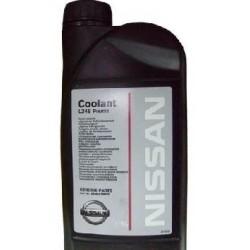 Nissan антифриз Coolant Premix L248 (1л) готовый KE9029-9935 зелен