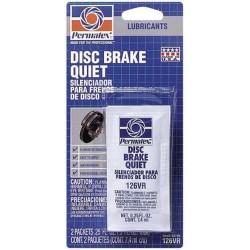 PERMATEX 80729 Смазка для предотвращения шума дисковых тормозов (2*7,4г)