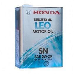 Honda масло 0W20 SN (4л) 08217-99974 синт