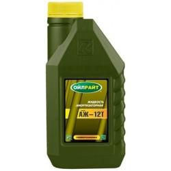 Жидкость амортизаторная (1л) OILRIGHT